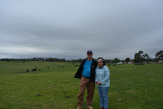 The Humes hope to offer the popular Wagyu beef to the Valley