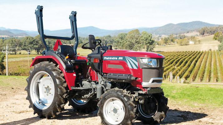 Mahindra 2025 Tractor