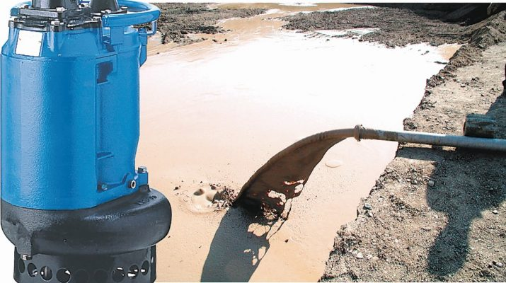 Slurry Pumps DesiltLag