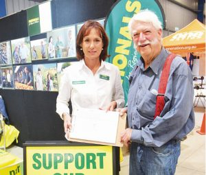 Farmers Petition Against Trespass